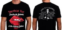 Wholesale wrinkled stockings resale online - Southside Johnny Sacrificial Tour Concert tee s new stock youth n men quot s