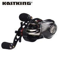 Wholesale drag reels - Kastking Royale Legend High Speed 7 .0 :1 Spinning Reels 11 +1 Bbs Top Quality Drag Power 8kg Right  Left Handed Fishing Reels