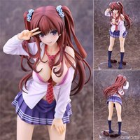 LilyToyFirm New Sexy Girl Anime Skytube Comic Aun Kanna Yuzuki 1/6 Scale PVC Action Figure Toy Boy Presentes