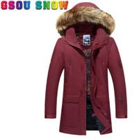 76f6881cb3 GSOU SNOW Brand Ski Jacket Men Ski Suit Waterproof Snowboard Jacket Warm Winter  Coat Skiing Snowboarding Outdoor Sport Clothes