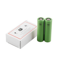 Wholesale vtc5 battery online - 100 High Quality SONY VTC6 mAh VTC5 mAh VTC4 mAh V Li ion Battery Rechargeable Batteries Using for Ecig Box Mods