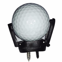 Wholesale golf ball pick up wholesale - Plastic Golf Ball Pick Up Back Saver Claw Put On Putter Grip Retriever Golf Accessories Grabber 1pc Newest