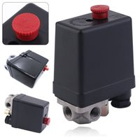 Wholesale Pressure Switch Control - 3-phase Heavy Duty Air Compressor Pressure Switch Control Valve 380 400V Air Compressor Switch Control Mayitr