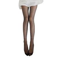 6cedb57c1 venda Moda Feminina Sexy Brilhante Único Lado Strass Meias Calças Justas Meias  Meia-calça Meias Calças Justas Femininas W