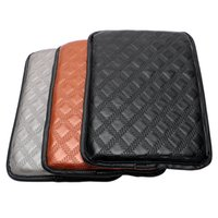 Wholesale car decoration online - Automobiles Handrail Box Cover Cushion Colors Interior Parts Car Armrest Pad Universal Auto Care Protection and Decoration