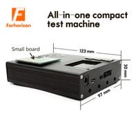 placa base de envío gratis al por mayor-Máquina de prueba de LCD Placa base para iPhone 4 5 6 7 8 LCD con Touch Digitalizador Junta lógica Envío gratis