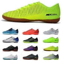 low priced a490d 61b9d Scarpe da calcio Nike Mercurial Victory VI IC Uomo Scarpe da calcio  Cristiano Ronaldo Scarpe da calcio da uomo Neymar ACC Tacchetti da calcio