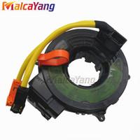 toyota spiral kablo toptan satış-100% Yeni Yükseklik Kalite fabrika test 84306-07040 Toyota Avalon Sequoia Solara için Spiral kablo Yüksek Performans araba styling Araba Aksesuarları