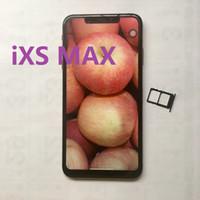 android mikro-sim-karte großhandel-MAX 6,5 Zoll Android 7.0 Quad Core 1 GB RAM 4 GB ROM MTK6580 3G WCDMA Dual-Nano-SIM-Karte Smartphone