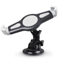 Wholesale tablet mount holder stand for sale - Group buy Rotating Car Mount Tablet Holder Stand For Universal quot quot Samsung iPad Air Pro with Retail Box