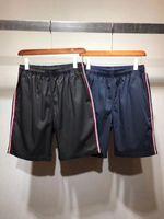 Wholesale High Waisted Denim Shorts Fashion - 2018 New brand Shorts High Waisted Men Summer Fashion Board shorts running shorts homme Men Sports Short 2 colours