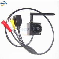 мегапиксельная внутренняя сетевая камера оптовых-HQCAM 1.3 мегапиксельная 1.78 мм рыбий глаз объектив широкоугольный Onvif 960P беспроводной IP wifi камеры крытый маленький Wifi IP-сети камеры