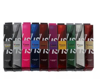 Wholesale clearomizer ego twist - Vision spinner 2 II 1600mah Ego C twist Vision2 Battery E Cigs Electronic Cigarettes eGo atomizer Clearomizer Colorful Retail Package