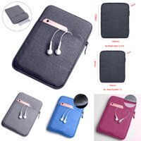 Wholesale wallet sleeve universal for sale – best For iPad iPad quot Mini Air Ultra Soft Zipper Sleeve Bag Case Pouch Cover