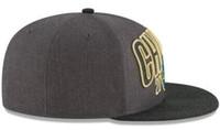 Wholesale final animal - Golden State 2018 Finals Champions Champs GSW Locker Room Snapback Hat Adjustable Caps