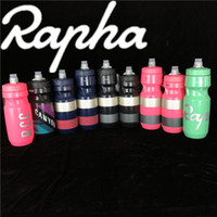 Wholesale mtb water bottle for sale - Group buy original RAPHA water bottle cycling bicycle bike bottles outdoor sports drink bottle ROAD mtb bike plastic free ship