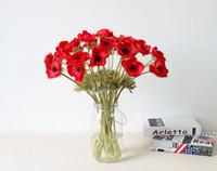 искусственные цветы оптовых-Высокого класса искусственный цветок украшения дома украшения партии свадебные невесты свадьба ручной ручной цветок гостиная Шелковый цветок ручной чувство