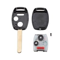 Wholesale honda car remote key - 313.8Hz 2+1 Buttons Replacement Remote Car Key Fob Transmitter Clicker Alarm with Chip46 for Honda N5F-S0084A CIA_41X