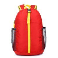 Wholesale waterproof swim bag for women resale online - Waterproof Nylon Lightweight Foldable Backpack Outdoor Camping Hiking School Travel Backpacks Sports Bags For Men and Women