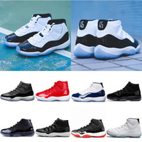 Wholesale Concord Mens Cap and Gown Top s Men Women Basketball Shoes UNC Gamma Blue Gym Red Platinum Tint Cheap Sport Sneakers