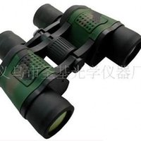 Wholesale prism telescope resale online - 7x35 Zoom Binoculos Telescope Camouflage Optic Lens Night Vision Outdoor Camping Wide Angle High Quality Prism sj Ww