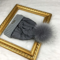 New autumn and winter plus velvet warm hat ladies fashion classic knit hat dome curling cap