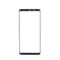 beachten sie vorne glas ersatz großhandel-50 STÜCKE Original Front Outer Touch Screen Glaslinse Ersatz für Samsung Galaxy Note 8 N950A N950F Freies DHL
