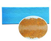 Wholesale lace molds - Flower Silicone Lace Mold Fondant Molds Cake Decorating Tools Chocolate Gumpaste Moulds Wedding Cake Decoraton Bakeware YB200305