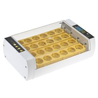 ingrosso uovo automatico-24-uova intelligente incubatrice automatica di temperatura di incubazione dell'uovo per l'allevamento di pollame di pollo