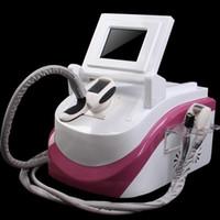 yüz makarası sistemi toptan satış-Yeni masaüstü Zayıflama sistemi rulo infrade velashape için vakum silindir masaj makinesi taşınabilir V9 vücut yüz göz RF tedavisi velasmooth