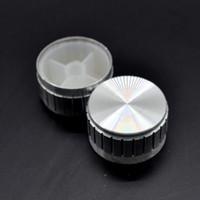 topuz potansiyometresi toptan satış-Dantel alüminyum topuzu potansiyometre topuzu hacmi 23X17 şapka