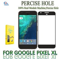 Wholesale Google Nexus Screen - Premium Full Cover Tempered Glass Screen Protector Toughened Protective Film For Google Pixel 2 XL For Google Pixel 2 With Retail Package