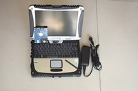 Wholesale used laptop system for sale - MB star c4 diagnosis system auto repair soft ware alldata installed in hdd with laptop cf19 ready to use