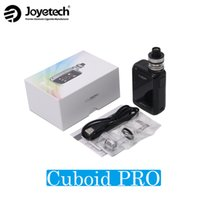 Wholesale metal aries for sale - Group buy Joyetech Cuboid PRO with ProCore Aries Kit Changeable Wallpaper W Max Output Cuboid PRO Mod and ml ProCore Aries Tank Original
