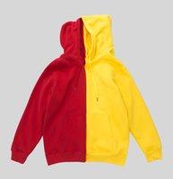 jersey de lana vintage al por mayor-Alta calidad 2018 moda Vintage nuevo diseño de lana de Cachemira jersey Hombres Hoodies Hip Hop pura casual suelta sudaderas de algodón