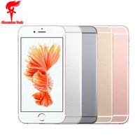 Wholesale free apple accessories online - Refurbished Original Unlocked iphone s NO TOUCH Mobile phone G LTE inches IOS GB RAM GB GB ROM Without Fingerprint free DHL