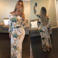 roupas folgadas venda por atacado-2019 mulheres maxi longa femme vestidos estilo africano roupas dashiki vestido folgado T3286H