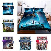 3d bedding set venda por atacado-