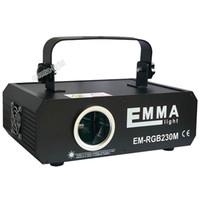 projektorlinie großhandel-1w rgb laserlinie und grafiken DMX ILDA party bühnenlicht / Disco licht / laser projektor / dj lichter / emma laser show