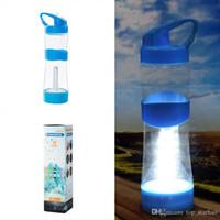 bombillas led luces deportivas al por mayor-LED parpadeante Bombilla Botella Copa Mat Coaster para Club Bar Regalo de la fiesta Deportes al aire libre Taza Taza Coaster XL-186