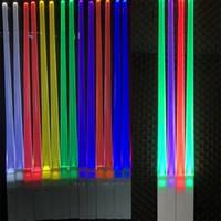 ingrosso giocattolo di plastica della bastone di plastica-Flash Stick Light Vocal Concert Toy per bambini Bacchette luminescenti LED Washable Gift Food Grade Plastica Vendita calda 11 8yx V