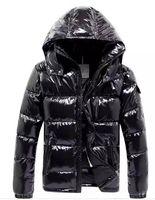 casacos formais para homens venda por atacado-Mens marca jaqueta nova famosa marca de designer de qualidade superior pato branco dos homens para baixo casaco dos homens para baixo Parkas luxo outwear quente Para Baixo Casaco fosco
