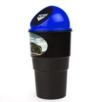 çöp tozu toptan satış-Narin Araba çöp kutusu araç Çöp Can Çöp Toz Vaka Tutucu Bin Oto Şekillendirici Aksesuarları EA10724