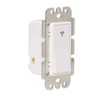 fan kontrol anahtarı toptan satış-WiFi Akıllı Işık Anahtarı Kablosuz Uzaktan Kumanda In-Duvar Zamanlayıcı Anahtarı Fan Işıkları ile Uyumlu Alexa Google Ev için, Hiçbir Hub R
