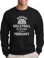 волейбольные толстовки оптовых-Волейболистки родились в феврале.