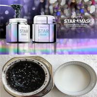 corea marca de maquillaje al por mayor-Nueva PNY7'S Star Mask 50 ML Máscara Facial Hidratante Corea Marca Cuidado de la Piel máscara de maquillaje facial envío gratis