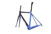Wholesale 58cm frame online - Hot sale DEACASEN carbon fiber T800 road frame Di2 Mechanical racing carbon road bike K UD