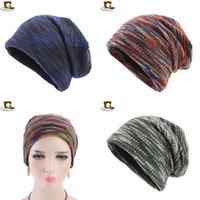 Wholesale make cotton beanie for sale - Group buy New Autumn And Winter Cotton Cap Double Cashmere Ear Warmer Hat Classical Hand Made Beanie Outdoor Fashion yd Ww