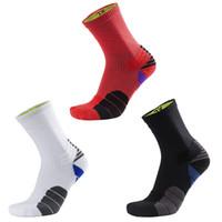 Wholesale golf gifts for men - Custom Logo Compression Socks For Women And Men Ankle Socks Regular Wear Sport Climbing Sock Stockings Gifts Free DHL G525S