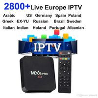 Wholesale iptv box indian channels resale online - MXQPRO tv box with year IUDTV Subscription account IPTV Channels Arabic Portuguese Dutch Italy Swedish Spanish Indian African French USA